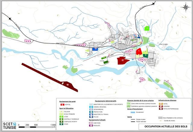 carte dikhil-occupation ds sols