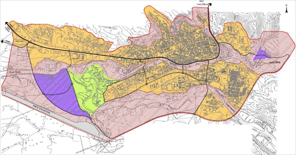 carte6-plan d'affectation des sols bis